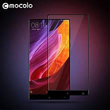 Защитное стекло Mocolo Full сover для Xiaomi Mi Mix 2 черный