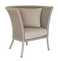 Кресло плетенное на террасу из коллекции Cordial(New 2018)