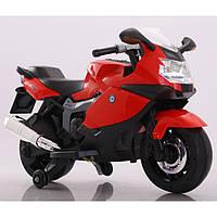 Эл-мобиль T-7216 RED мотоцикл 6V7AH 106.8*50*65.7