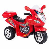 Эл-мобиль T-728 RED мотоцикл 6V4.5AH мотор 1*18W 81*36*51