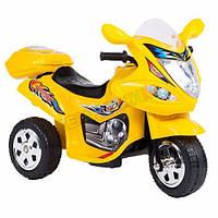 Эл-мобиль T-728 YELLOW мотоцикл 6V4.5AH мотор 1*18W 81*36*51