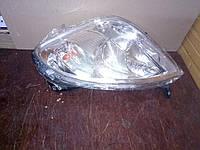 Фара левая.Е4  DEPO 663-1107L-LD-EM