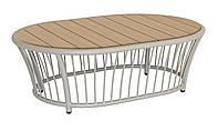 Стол кофейный металлический на террасу коллекция Cordia(New 2018)