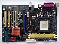Материнская плата (материнка) для ПК ASUS M2N68 Plus (AM2+/DDR2)