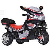 Эл-мобиль T-7211 BLACK мотоцикл 6V4.5AH мотор 1*18W 90*43*50