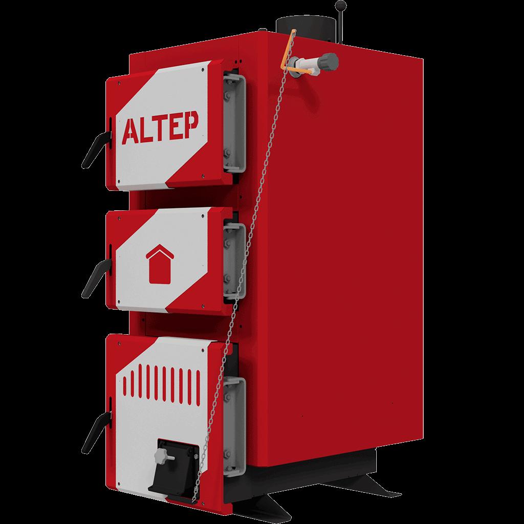 Альтеп Classic 16 — классический  твердотопливный котел длительного горения