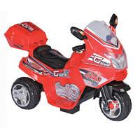 Эл-мобиль T-7211 RED мотоцикл 6V4.5AH мотор 1*18W 90*43*50