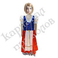Маскарадное платье Красной Шапочки (размер L)