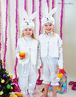 Новогодний костюм для детей Зайчик