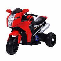 Эл-мобиль T-7213 RED мотоцикл 6V7AH мотор 220W 95.544.559.5