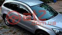 Honda CR-V 2012 -> С Хром Молдингом