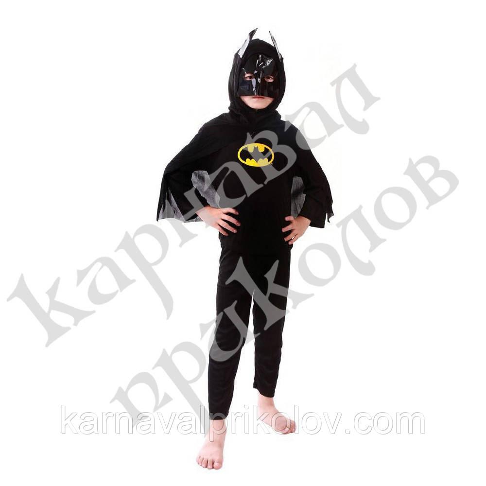 """Маскарадный костюм Бэтмен (размер M) - """"Карнавал Приколов"""" - мультимаркет подарков и товаров для праздника! в Харькове"""