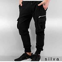 Стильные мужские молодежные спортивные штаны  +цвета