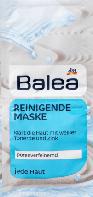 Очищающая маска для лица Balea Reinigende Maske 16ml