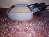 Зеркало правое электрическое Е1-2 Тёмно серое 93936849 IVECO