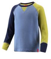 Футболка детская с длинным рукавом Reima 526118-DB - 122 см