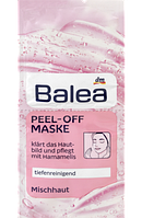 Маска-пленка для лица Balea Maske Peel-Off, 2 x 8 ml, 16 ml