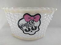 Корзинка плетеная Monster High К-1, фото 1