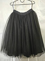 Фатиновая юбка 70-75см