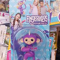 Детская игрушка - обезьянка Fingerlings.