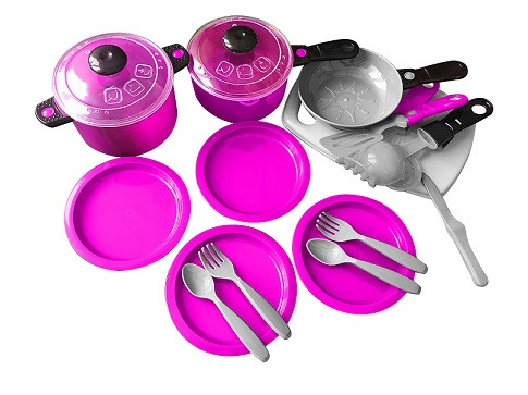 Набор посуды Iriska 3 ОРИОН 80