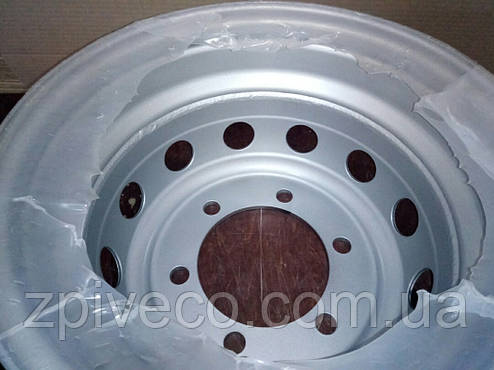 Диск колесный 6Jx16 59.12/65C IV 616014, фото 2