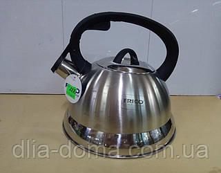 Чайник со свистком 2,5 л ФР-1611