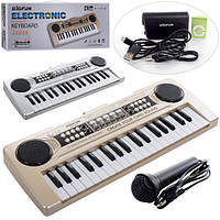 Синтезатор BF-430D4 (36шт) 37клавиш,микрофон,8тон,МРЗплейер,USBзаряд,от сети/батарея,в кор,43-17-6см