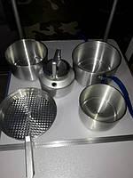 Набір туристичного посуду алюмінієвий