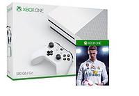 Игровая приставка Microsoft Xbox ONE S 500GB + Игра FIFA 18