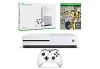 Игровая приставка Microsoft Xbox ONE S 500Gb + FIFA 17