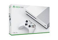 Игровая приставка Microsoft Xbox ONE S 1TB (Расширенная гарантия 18 месяцев)