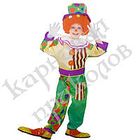 Маскарадный костюм Клоун (размер S), фото 1
