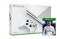 Игровая приставка Microsoft Xbox ONE S 1 TB + Игра FIFA 18