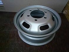 Диск колісний 5,50Jx16 H2 (6 шпильок)(фургон) IVECO TurboDaily