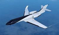 """Круговая панорама в IXION Windowless Jet: самолет без окон, но в """"хорошем разрешении"""""""