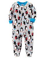 Пижама слип для мальчика Пингвиненок