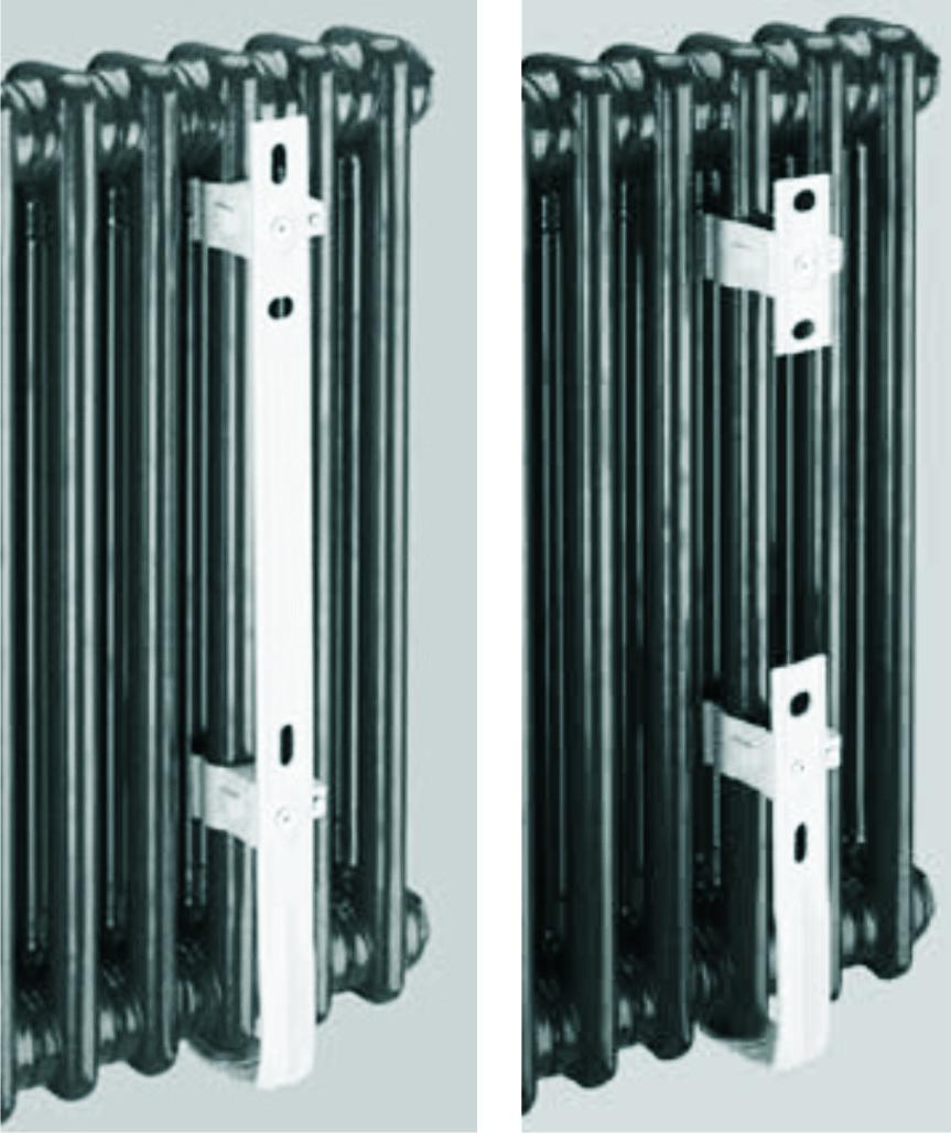 Крепеж настенный Easy Fix для радиаторов Zehnder Charleston