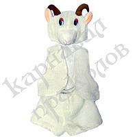Маскарадный костюм меховой Козленок (размер S), фото 1