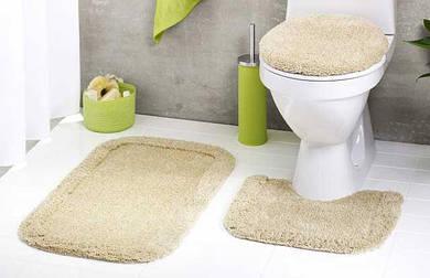 Килимки для ванної кімнати