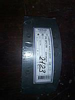Накладки тормозные задние  STD 59.12 (с заклепками) RL201200A4
