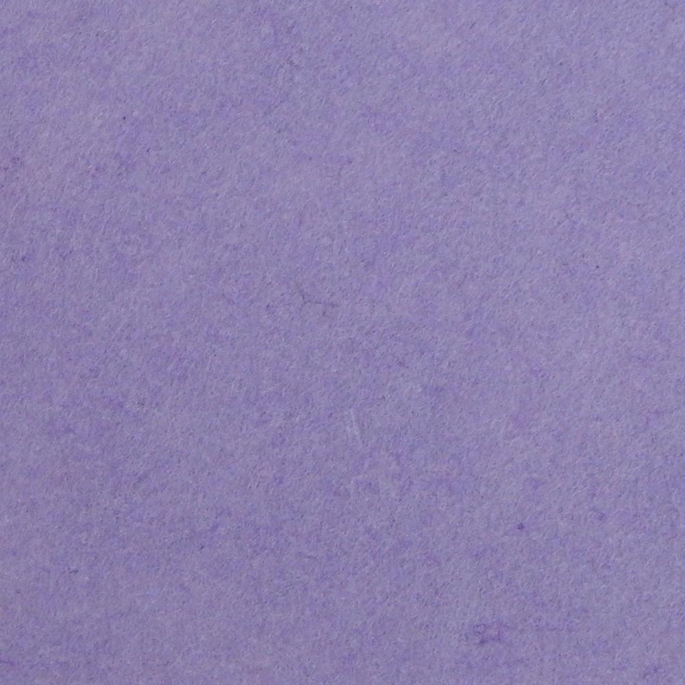 Фетр жесткий 1 мм, лист 20x30 см, сиреневый (Китай)