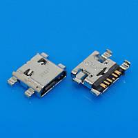 Разъем (коннектор) зарядки Samsung i8160 Galaxy Ace 2 (micro USB)