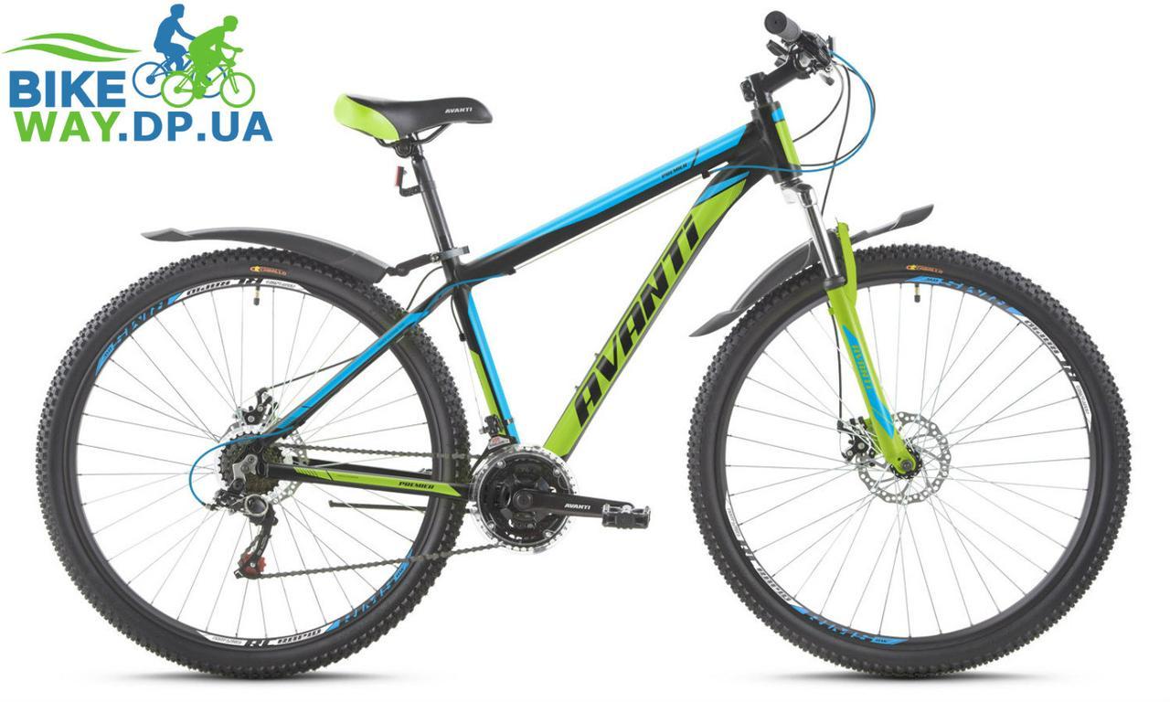 Велосипед 29 Avanti Premier 21 alu