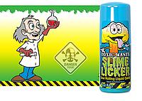 Жидкая конфета Toxic Waste Slime Licker Blue Razz Токсик Вейст Слим Ликер Голубая малина