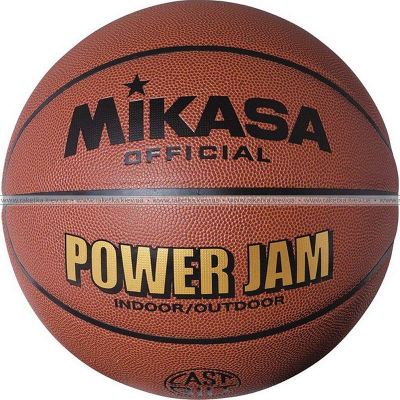 Мяч баскетбольный Mikasa (BSL20G), фото 1