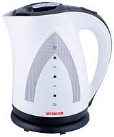 Чайник электрический 2,0 л VITALEX VT-2001