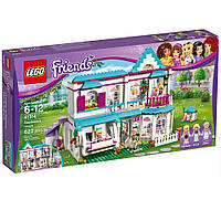 Конструктор LEGO Friends Лего Дом Стефани  Stephanie's House Toy 41314