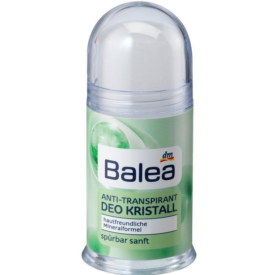 ДезодорантBALEA Deo Stick  Сенситив 100г (твердый кристалл)