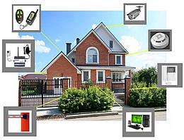 Монтажные работы по установке систем безопасности (охранная сигнализация, контроль доступа, видеонаблюдение )